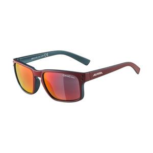 Alpina Sports KOSMIC vínová NS - Dámské sluneční brýle