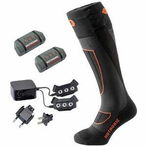 Hotronic HEATSOCKS XLP ONE + PF černá 45-48 - Vyhřívané ponožky