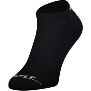 Scott PERFORMANCE LOW černá 36-38 - Sportovní ponožky