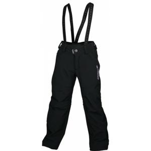 Rucanor TRIMM JUNIOR černá 164 - Dětské softshellové kalhoty
