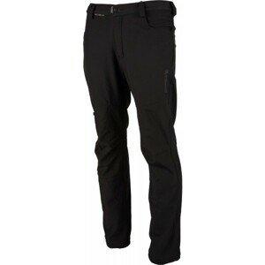 Rucanor TRIMM MEN černá XXL - Pánské softshellové kalhoty