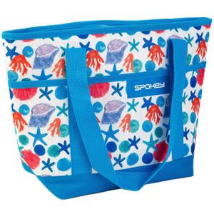 Spokey ACAPULCO SEA modrá NS - Plážová termo taška