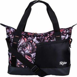 Fitforce AZALEA černá UNI - Dámská taška přes rameno