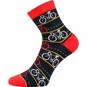 Boma PATTE 038 černá 39 - 42 - Vysoké ponožky
