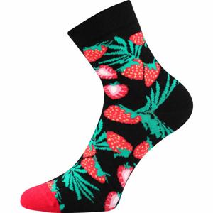Boma PATTE 042 černá 35 - 38 - Vysoké ponožky