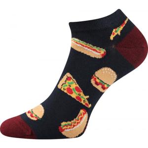 Boma PETTY 011 černá 43 - 46 - Nízké ponožky