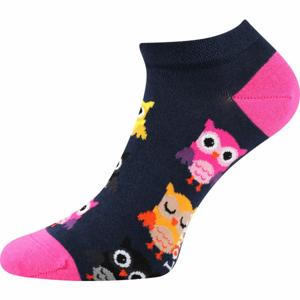 Boma PETTY 012 černá 39 - 42 - Nízké ponožky