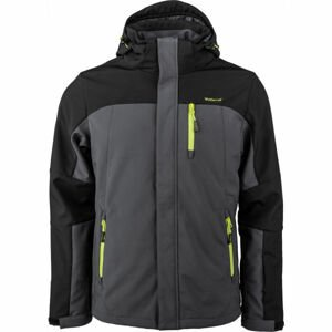 Willard ROC  L - Pánská softshellová lyžařská bunda