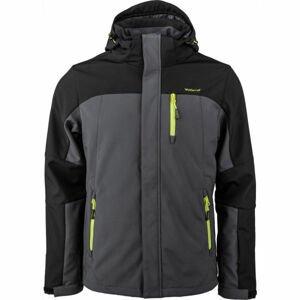 Willard ROC  XL - Pánská softshellová lyžařská bunda