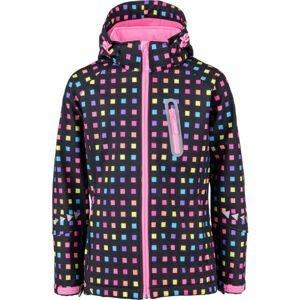 Lewro SIXTINE  140-146 - Dívčí softshellová bunda