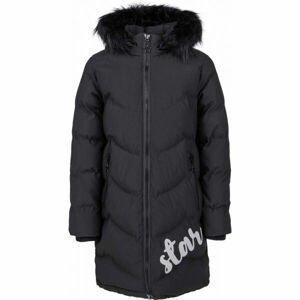 Lewro STAR  140-146 - Dívčí zimní kabát