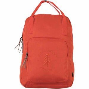2117 STEVIK 15L oranžová NS - Malý městský batoh