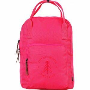 2117 STEVIK 15L růžová NS - Malý městský batoh