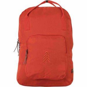 2117 STEVIK 20L oranžová NS - Střední městský batoh