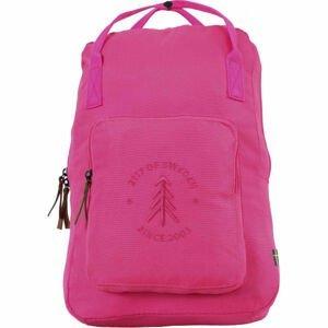 2117 STEVIK 20L růžová NS - Střední městský batoh