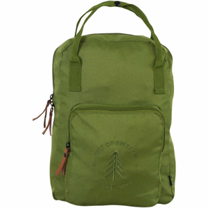 2117 STEVIK 15L zelená NS - Malý městský batoh