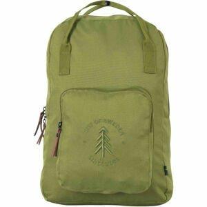 2117 STEVIK 20L zelená NS - Střední městský batoh