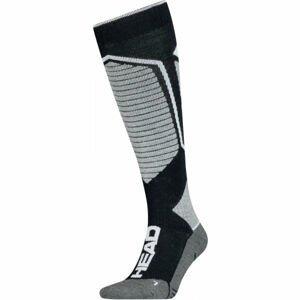 Head UNISEX PERFORMANCE KNEEHIGH černá 43 - 46 - Závodní lyžařské ponožky