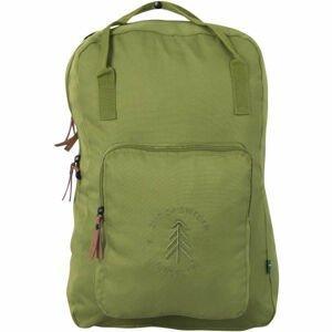 2117 STEVIK 27L tmavě zelená NS - Velký městský batoh