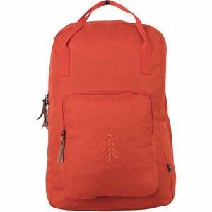 2117 STEVIK 27L oranžová NS - Velký městský batoh