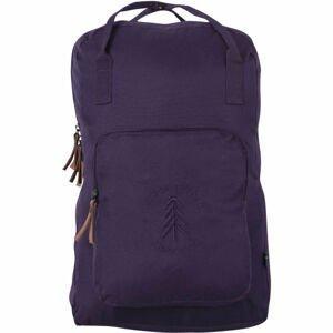 2117 STEVIK 27L fialová NS - Velký městský batoh