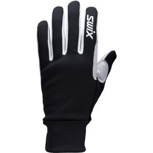 Swix TRACX černá 6 - Běžkařské rukavice