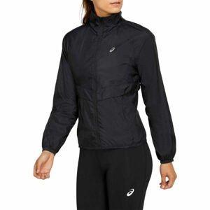 Asics FUTURE TOKYO JACKET černá M - Dámská běžecká bunda