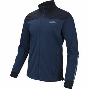 Swix CROSS M  S - Pánská sportovní softshellová bunda