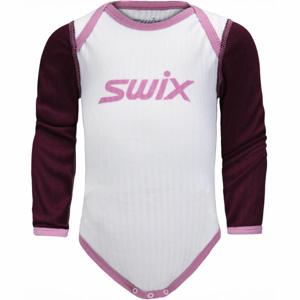 Swix RACEX černá 80 - Dětské funkční body