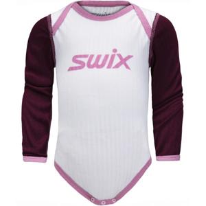 Swix RACEX černá 92 - Dětské funkční body