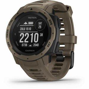 Garmin INSTINCT TACTICAL COYOTE TAN OPTIC  L - Multisportovní hodinky