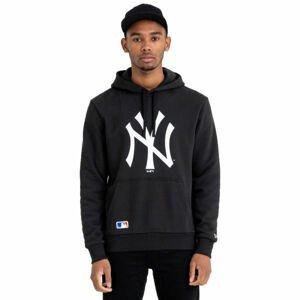 New Era MLB TEAM LOGO HOODY NEW YORK YANKEES  XL - Pánská mikina