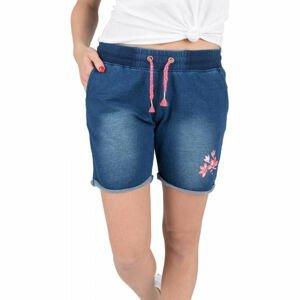 Willard PALLA  XL - Dámské šortky džínového vzhledu