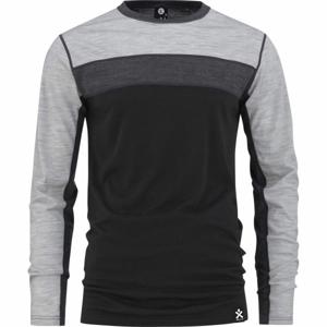 Bula RETRO WOOL CREW  XL - Vlněné funkční triko