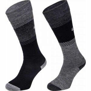 Eisbär SKI COMFORT 2 PACK  43 - 46 - Dámské zateplené ponožky