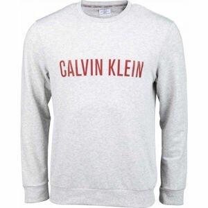 Calvin Klein L/S SWEATSHIRT  S - Pánská mikina
