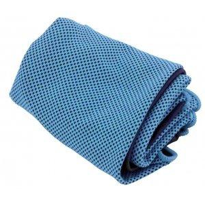 Runto COOLTWL 30x80 Chladící ručník modrá  - Chladící ručník