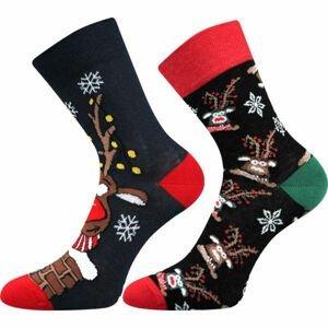 Lonka VÁNOČNÍ SOB 2P  26-28 - Ponožky
