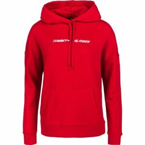 Tommy Hilfiger RELAXED GRAPHIC HOODIE LS  S - Dámská mikina