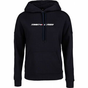 Tommy Hilfiger RELAXED GRAPHIC HOODIE LS  XS - Dámská mikina