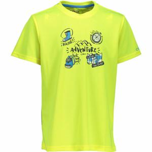 CMP KID T-SHIRT  128 - Chlapecké funkční triko