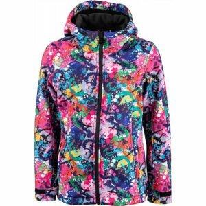 Lotto KARI  116-122 - Dívčí softshellová bunda