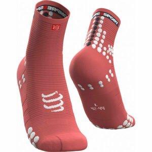 Compressport RACE V3.0 RUN HI  T3 - Běžecké ponožky