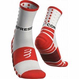 Compressport SHOCK ABSORB SOCKS  T4 - Běžecké ponožky