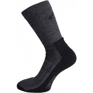 Ulvang SPESIAL PONOZKY šedá 37-39 - Ponožky