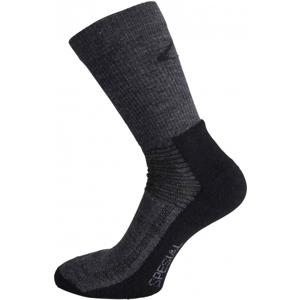 Ulvang SPESIAL PONOZKY šedá 46-48 - Ponožky