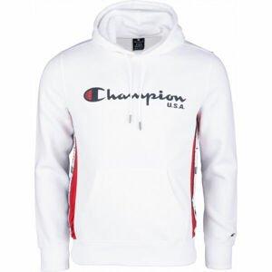 Champion HOODED SWEATSHIRT  M - Pánská mikina