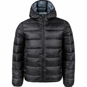 Champion HOODED JACKET  XL - Pánská prošívaná bunda