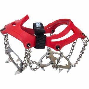 Runto NESMEK  L - Protiskluzové návleky na boty s ocelovými hroty a stahováním na suchý zip
