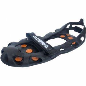 Runto NESMEK  L - Gumové protiskluzové návleky na boty s kovovými hroty a stahováním na suchý zip